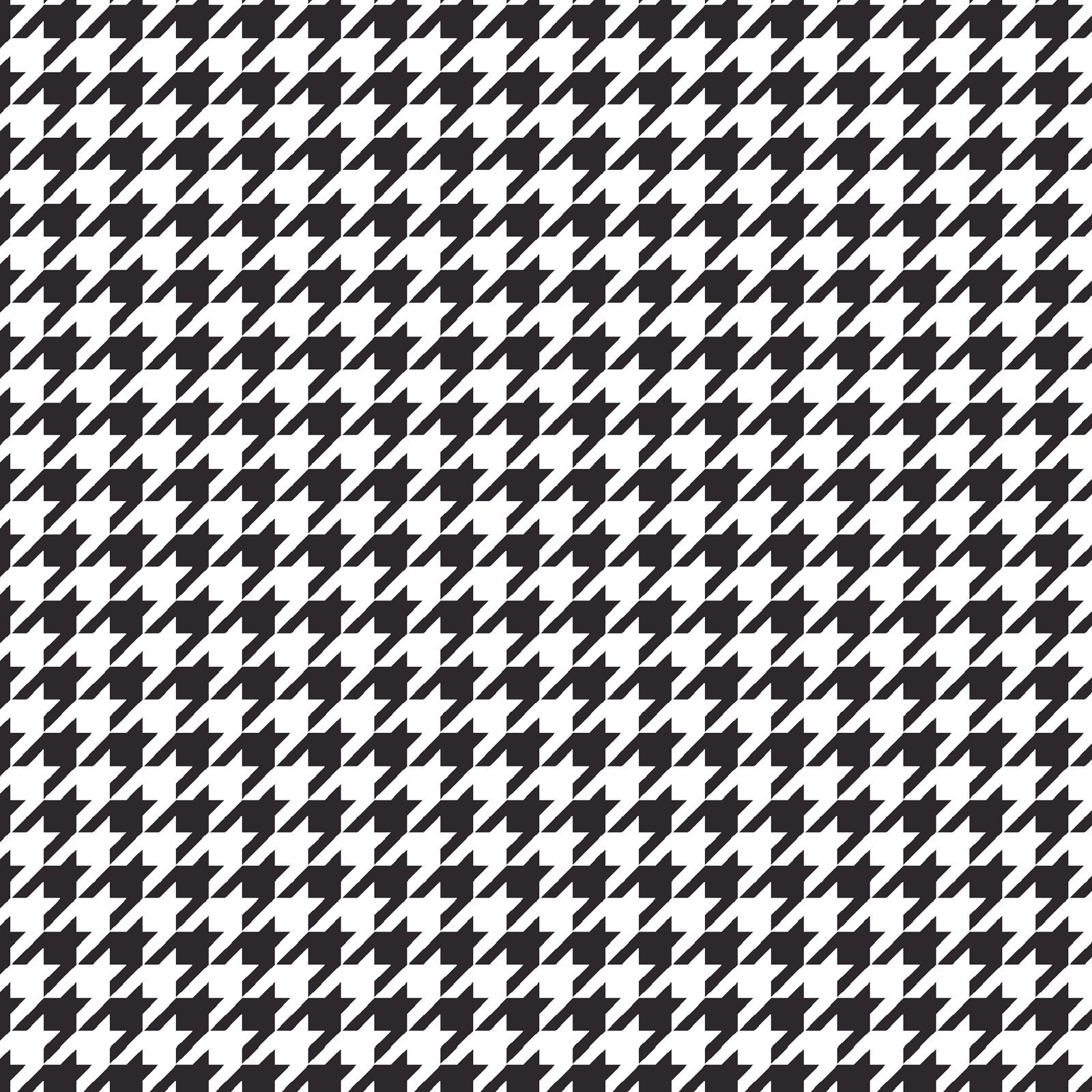 KimberBell Basics Black Houndstooth 8206M-J