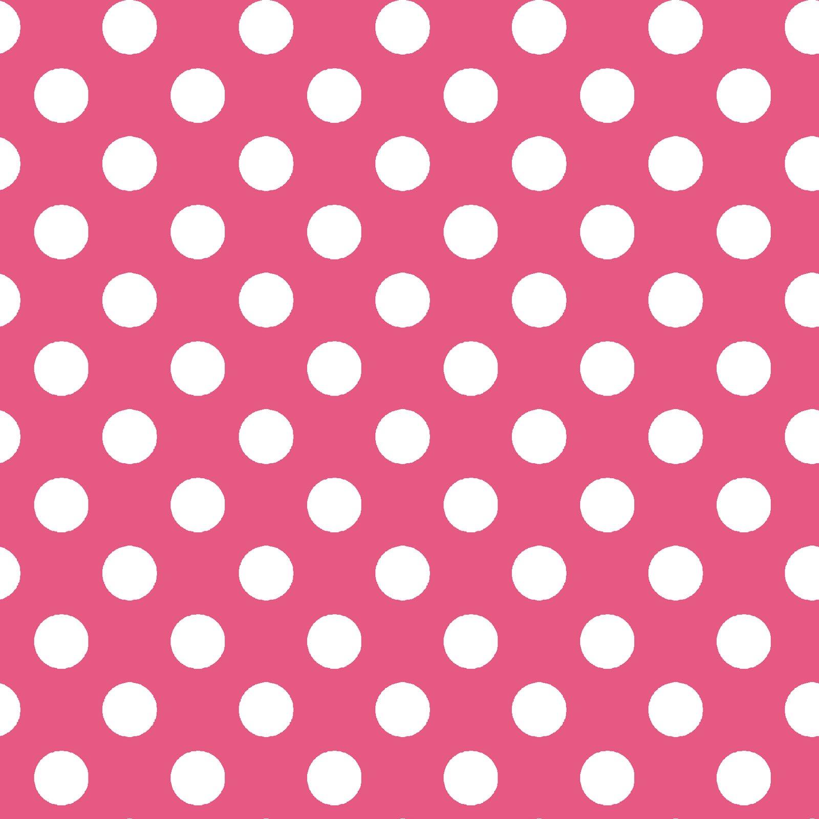 KimberBell Basics Pink Dots 8216M-P
