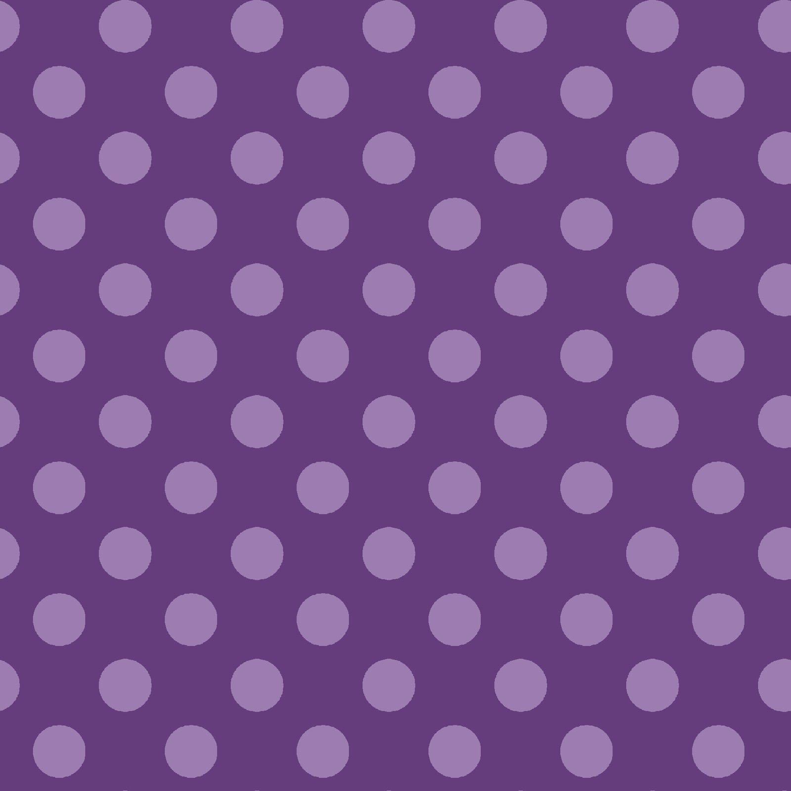 KimberBell Basics Violet Dots 8216M-VV