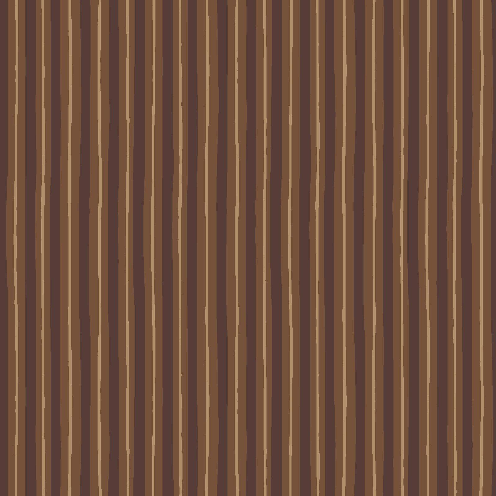 KimberBell Basics Brown Little Stripe 8242M-AA