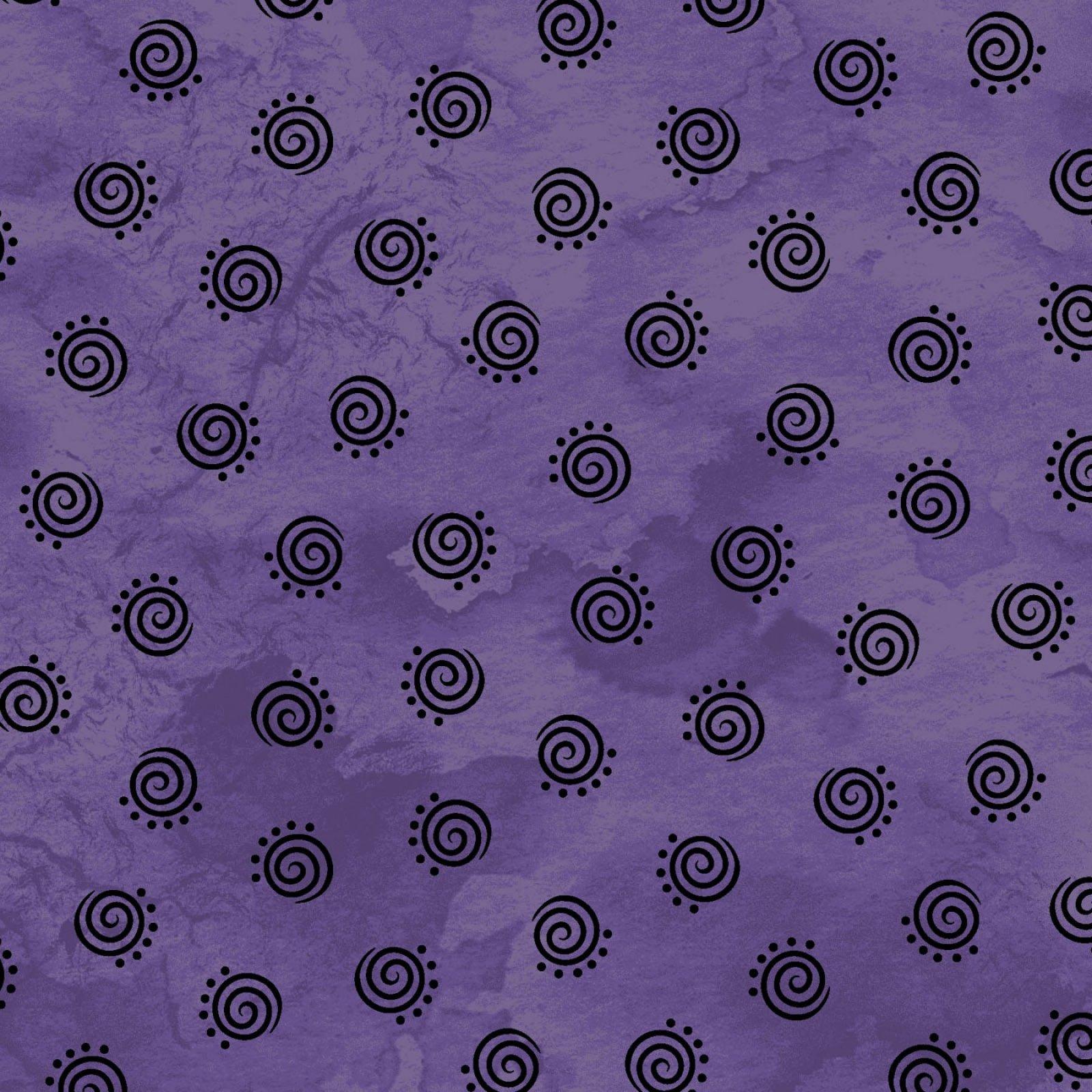 Halloweenie Geo Swirls MAS8617-V
