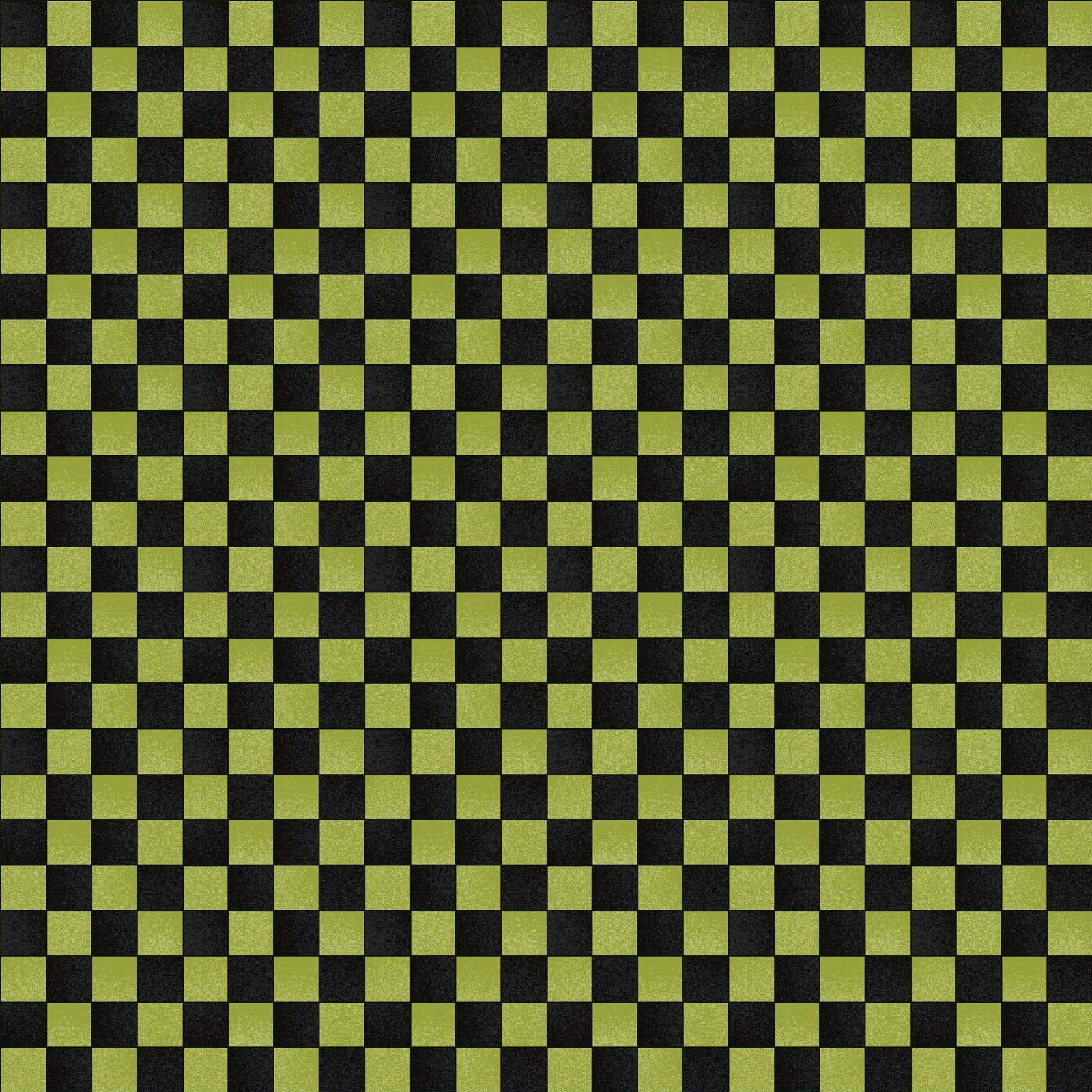 Halloweenie Simple Checkerboards MAS8627-JG