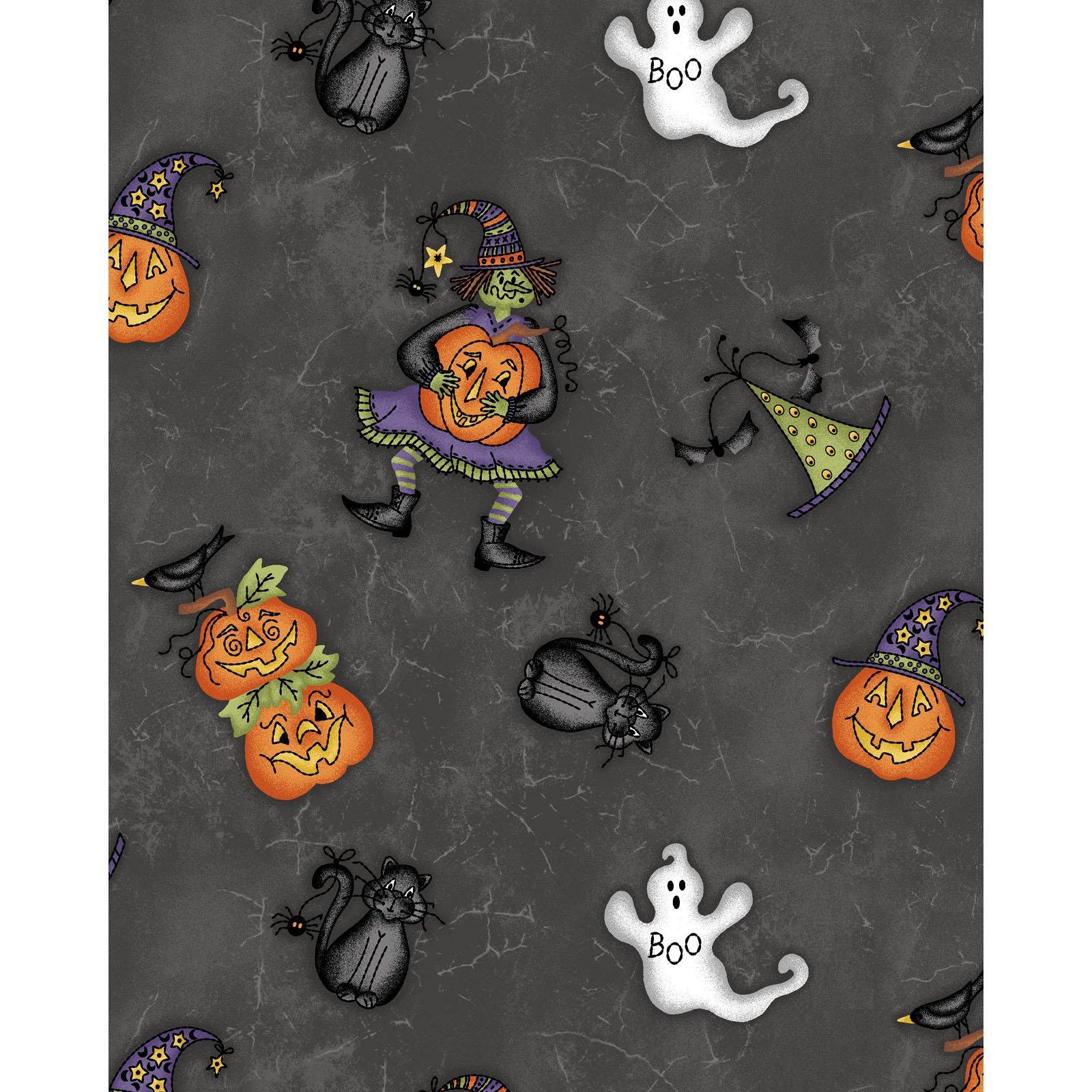 Halloweenie Tossed Halloweenies MAS8630-K