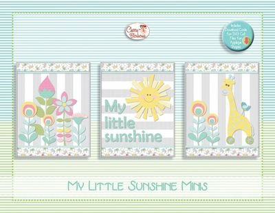My Little Sunshine Minis CB134SVG