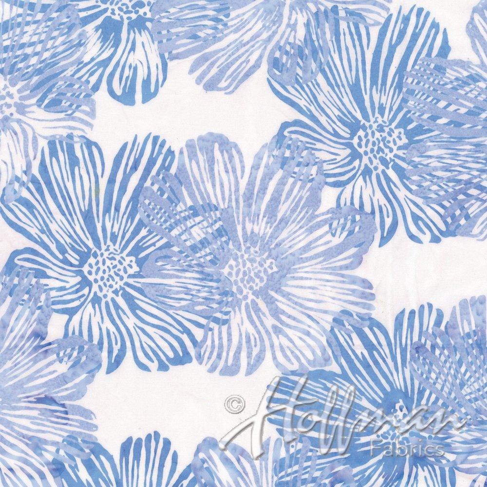Bali Batik Stylized Floral January P2982-586-JANUARY
