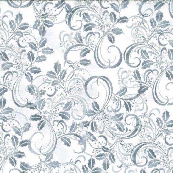 Winter Blossom Fog/Silver P7614-483S