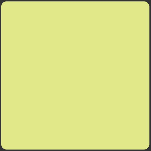 Pure Solids Light Citron PE-409