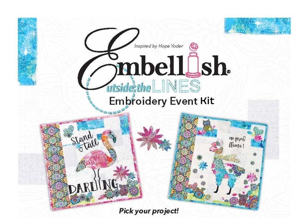Embellish Outside the Lines Kit