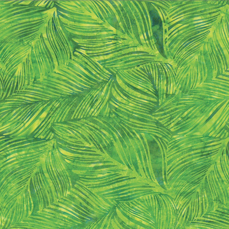 Bali Batiks -Grass
