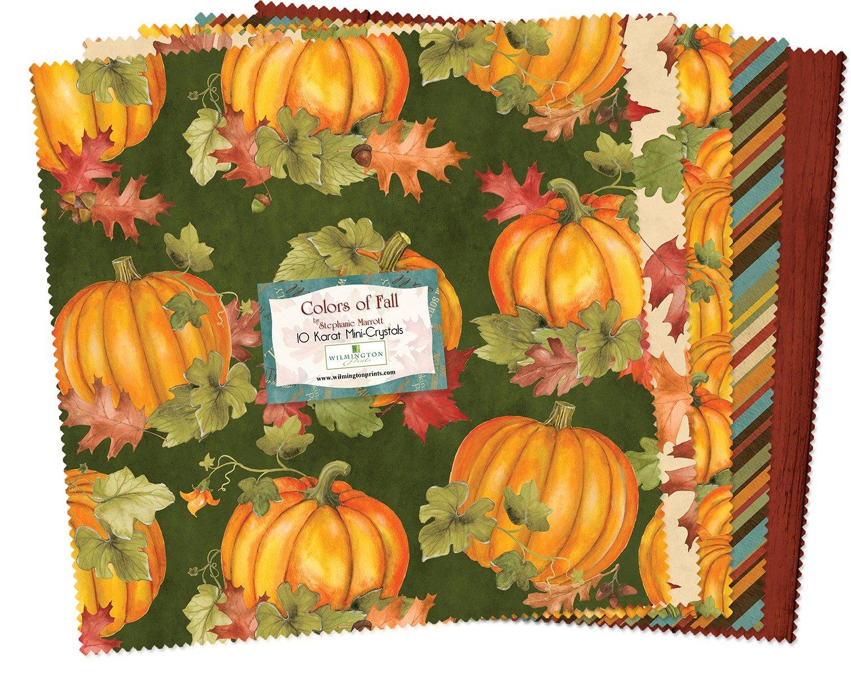 Colors of Fall 10 Squares 24pcs Q513-468-513