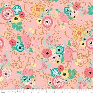 Just Sayin' Main Pink Sparkle - SC6890-PINK
