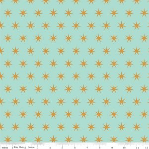 Just Sayin' Star Mint Sparkle - SC6893-MINT