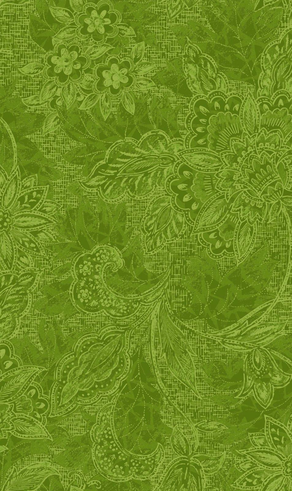 118 Shadows Jacquard Green