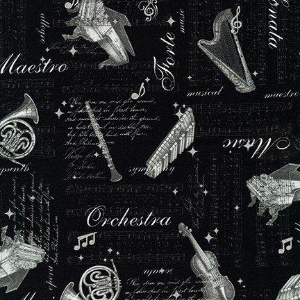 In Harmony Black SKRMD-18536-2