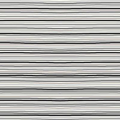 Jersey Print- Stripes Gray White and Black ST19-034-V11