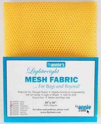 Mesh Fabric 18x54 SUP209 DANDELION