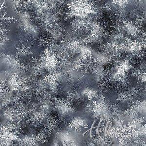Paynes Gray Snowflake Q4458-313