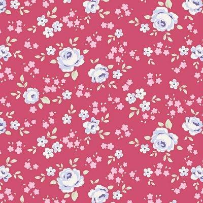 Old Rose Eliza Raspberry TIL100204-V11