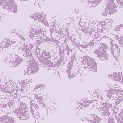 Old Rose Mary Lilac Mist TIL100217-V11