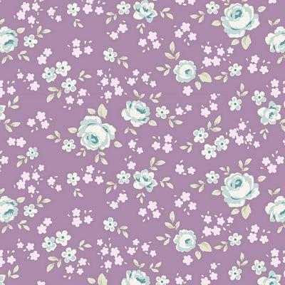 Old Rose Eliza Mauve Lilac TIL100218-V11