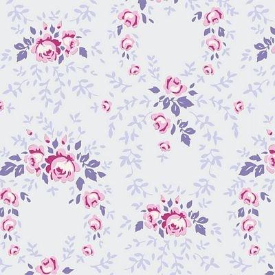 Old Rose Lucy Lavender Mist TIL100219-V11