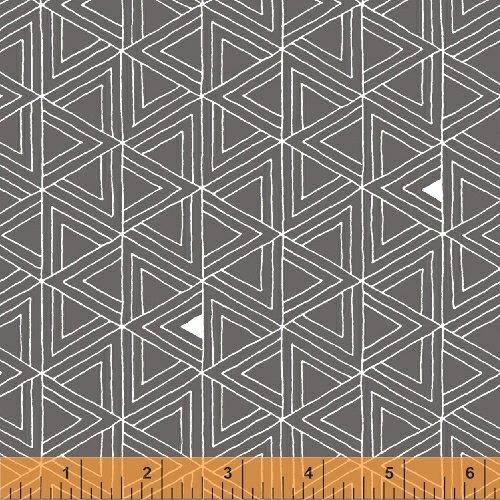 Foundation Triangles Graphite 43357-20