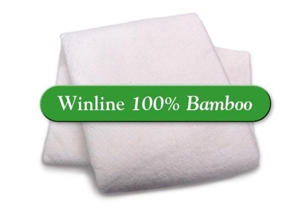 100% BAMBOO - KING 120X 120 Winline Textile