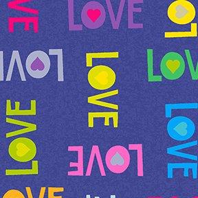 Shine Bright LOVE by Katie Webb Design