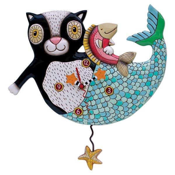 Allen Designs Mercat Clock