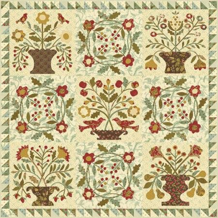 Fresh Picked - Quilts for Today and Tomorrow - Softcover by Blackbird Designs