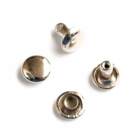 Sallie Tomato Rivet Set Silver 24ct Xsmall  STS128S