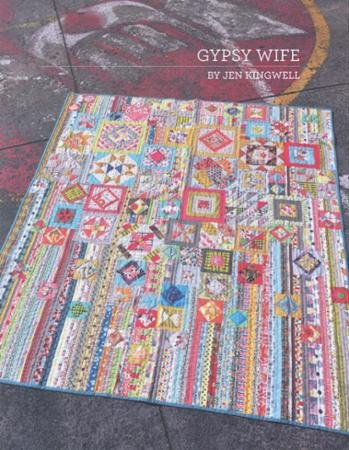 Gypsy Wife by Jen Kingwell Softcover