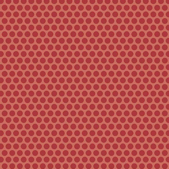 Andover Fabrics Sequoia Berries Raspberry  A 8759 R