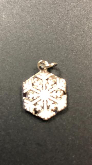 Pin Peddlers Just Charming! Snowflake