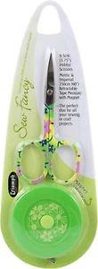Sew Fancy Scissors/Tape Green