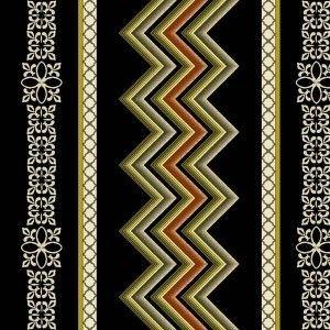 Studio E Fabrics Wilderness Lodge Boarder 2107 99