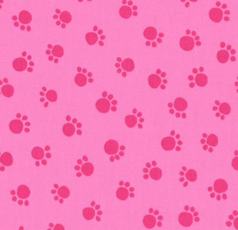 Moda Prisma Cats Pink 23114 21