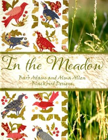 Blackbird Designs In The Meadow