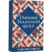 Diamond Traditions Quilt Playing Cards