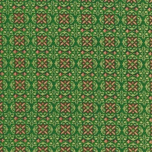 Paintbrush Studio Tis The Season Foulard Green 120-7751