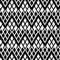 Camelot Fabrics Black & Tan Chevron 2141802 01
