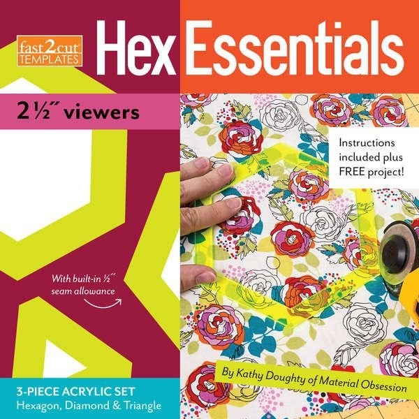 Fast2cut Templates HexEssential 2 1/2'' Viewers
