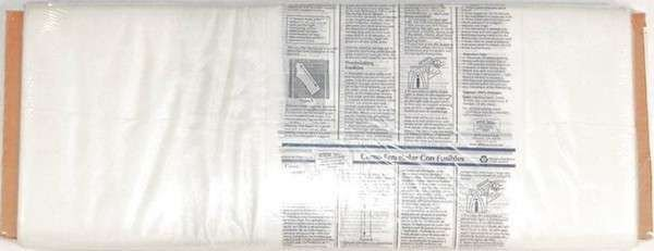 HTC  So-Sheer Fusible Knit Interfacing White 1350-7 20 wide
