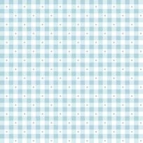 Quilting Treasures Sorbets Gingham Cloud Blue 23691-B