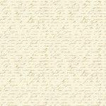 Studio E Fabrics Joyeux Noel - Ecru Script 2991S-44