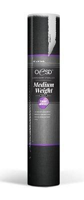 OeSD Tear Away Black Medium Weight Embroidery Stabilizer HBT35-15 10 Yards