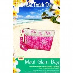 Pink Sand Maui Glam Bag Pattern
