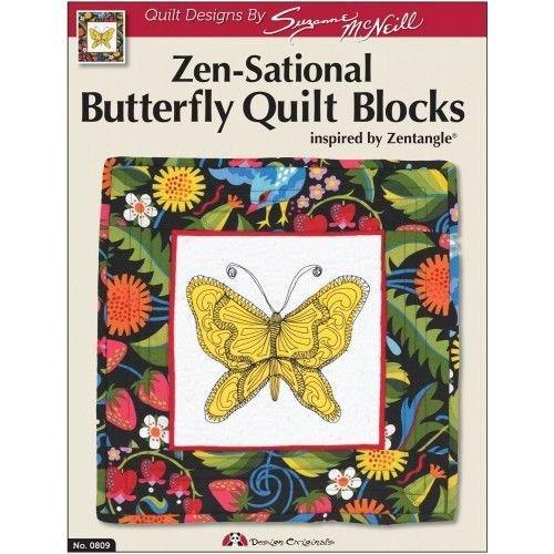 Zen-Sational Butterfly Blocks