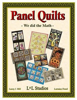 Panel Quilts - We did the Math Softcover