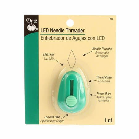 Dritz Quilting LED Needle Threader 202